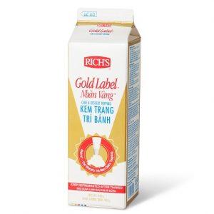 Kem Rich's Gold Label