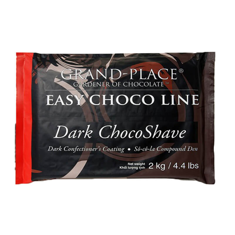 socola-den-thanh-2kg-chocoshave-grand-place