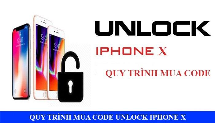 Unlock mở mạng Iphone X, XS, XS Max, XR vĩnh viễn