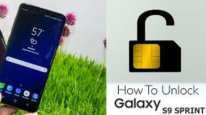 Hướng dẫn unlock samsung glaxy S9, S9 Plus nhanh chóng