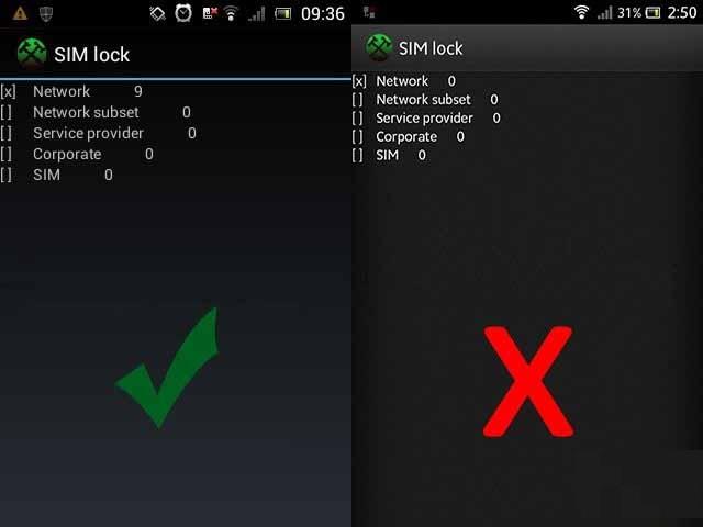 Dịch vụ unlock code, mở mạng điện thoại Sony Xperia nhanh nhất Hà Nội